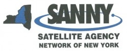 Satellite Agency Network of New York Logo